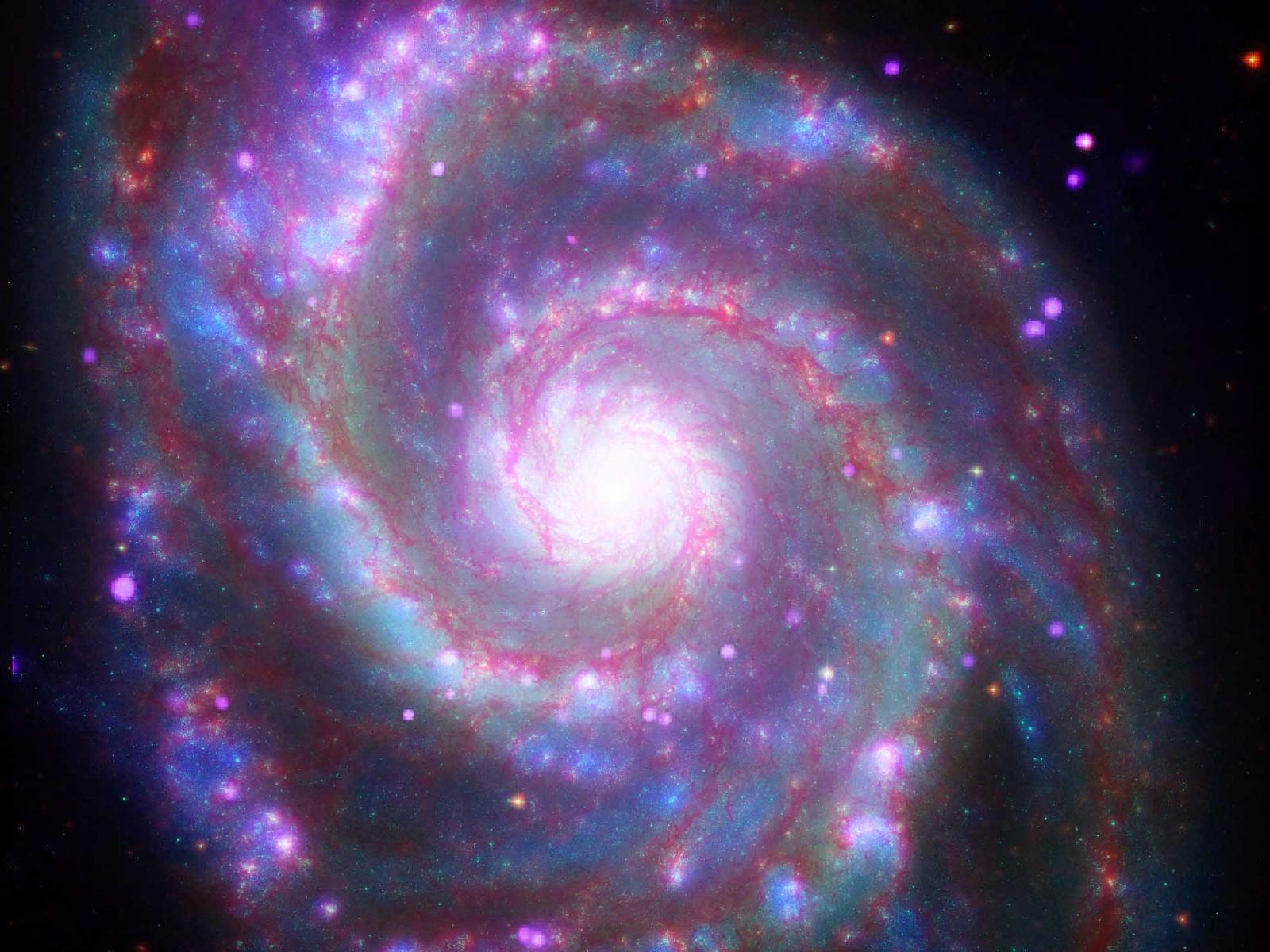 Spiral Galaxies Labeled Pics About Space