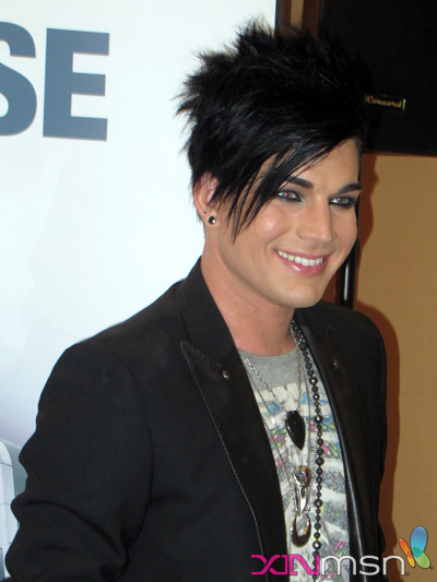 Adam's Singapore Sling « On the Meaning of Adam Lambert