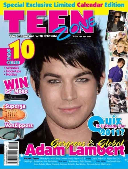 Review American Teen December 74