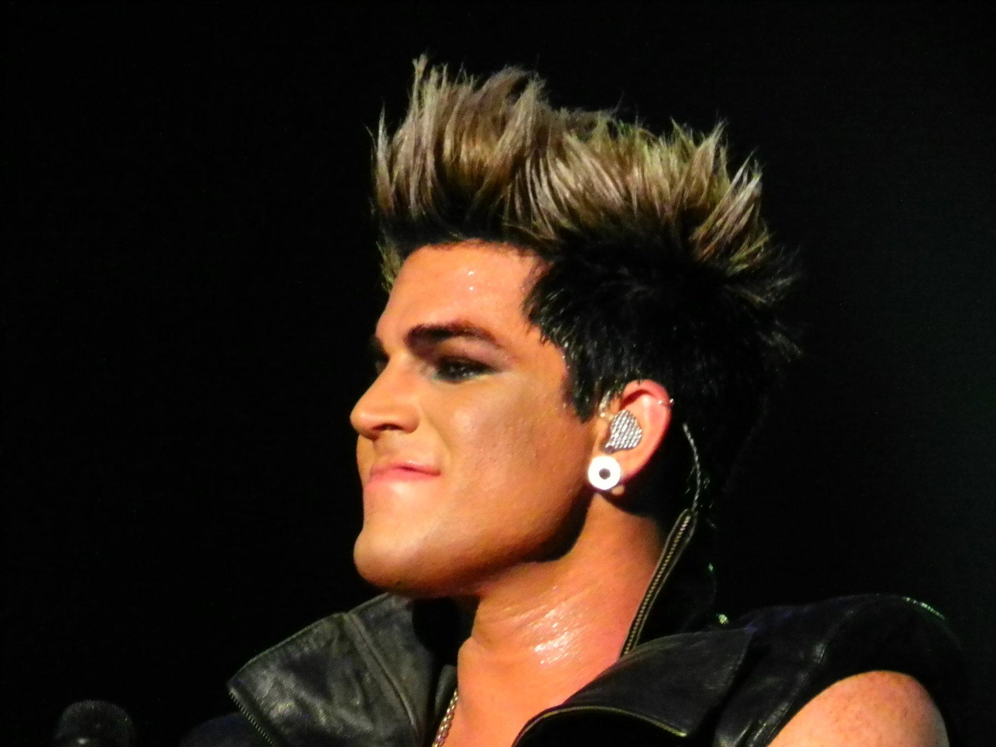 Adam Lambert Details His Original High