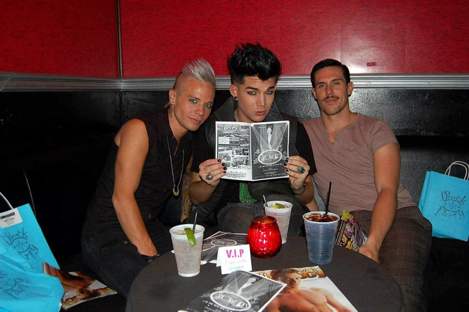 Adam Lambert in Drag Adam Lambert Daily Update