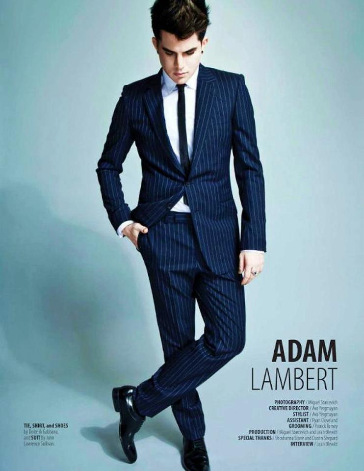 Adam Lambert Week – April 22-28, 2012