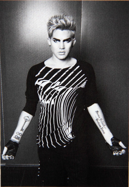 Adam Lambert Week – November 11-17, 2012