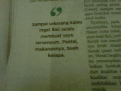 BaliPaper