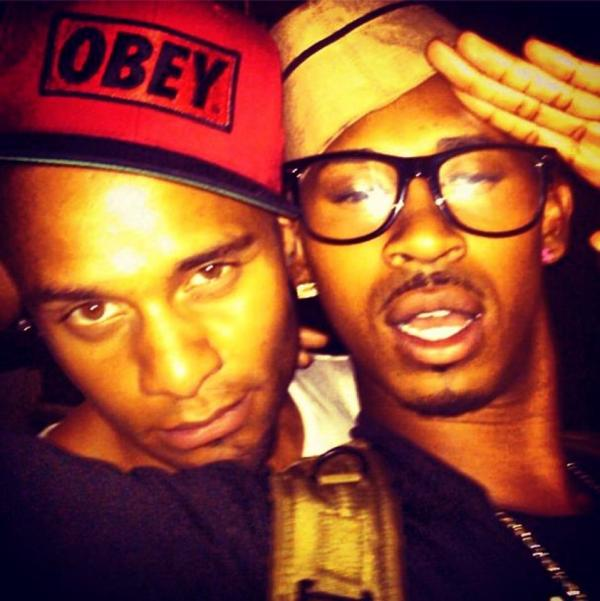 @LoveMrSpencer: The bestie and I. #tbt bout to be living in BALI for NYE @whoisjohnnyrice http://instagr.am/p/TwWM2OoMiZ/