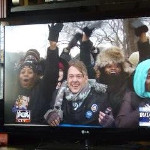 @MyNameIsEric at the Presidential Inauguration!