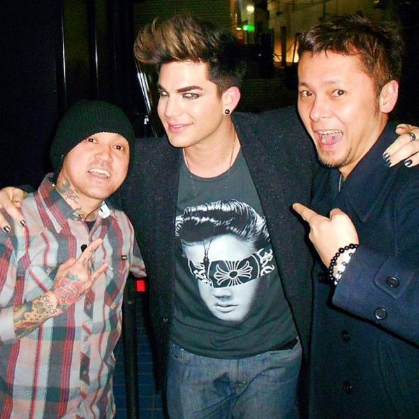 via taka_newlextokyo (New Lex Tokyo Mgr): Party with Adam Lambert at New Lex Tokyo! #lex #newlex #newlextokyo #tokyo #americanidol #adamlambert #model #models #party @americanidol @adamlambert #pops #rock http://instagram.com/p/WBBFziGPly/