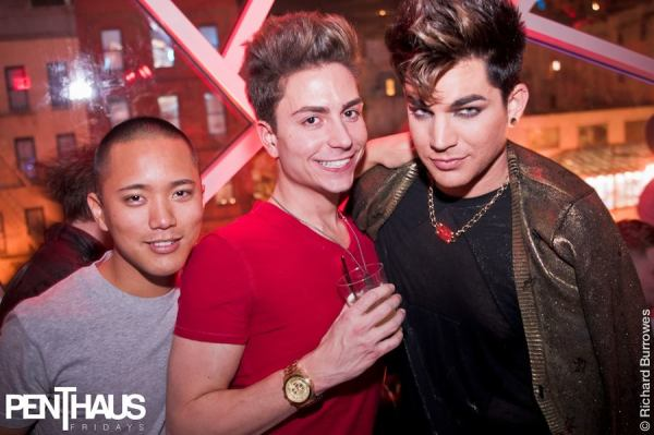 Penthaus Fridays at the Copa: Adam Lambert surprise appearance!