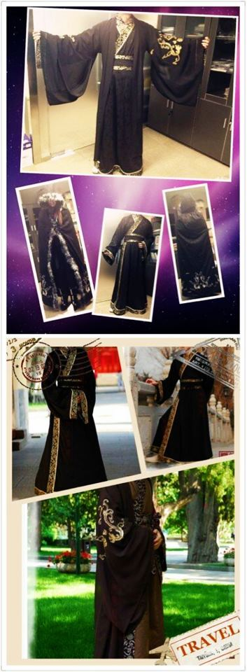 @glam_alidol: Nikki & I prepared these for Adam Lambert: han clothing of Chinese Lord in the ancient @shoshannastone http://pic.twitter.com/gsN6jGx6Oc
