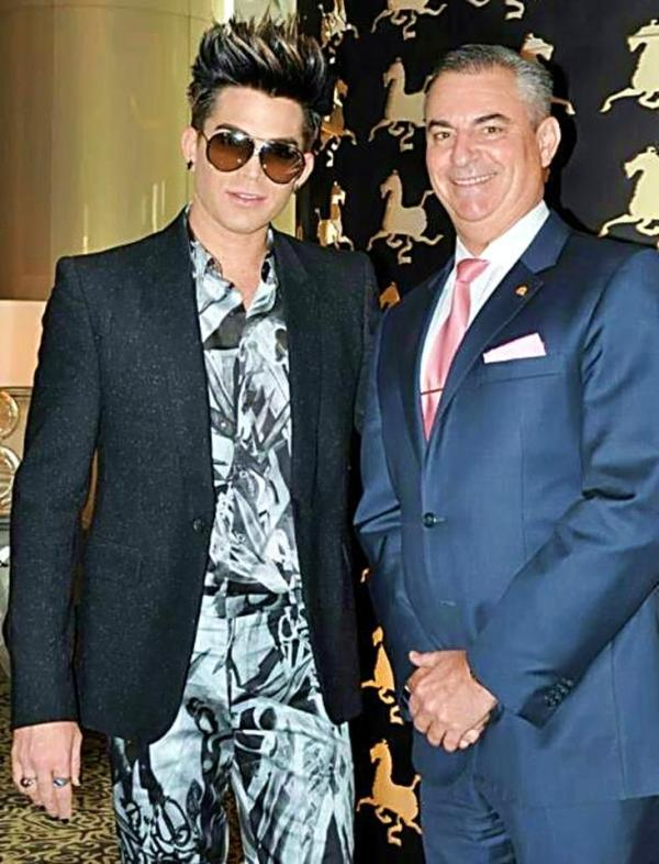 The Langham Xintiandi welcomed Adam Lambert star of American Idol Season 8 to the hotel earlier this week https://www.facebook.com/photo.php?fbid=612723402089161&l=7a7c47652d