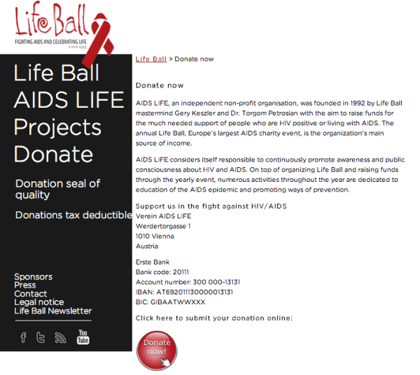LifeBallDonate