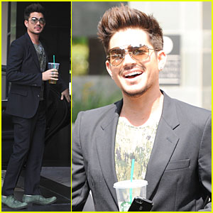adam-lambert-tune-into-fashion-police-tonight
