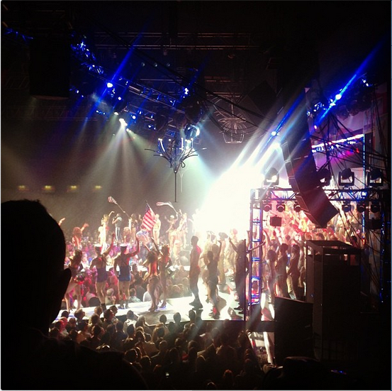 @BCEFA 34s Livin' in America! #bwaybares2013 http://instagram.com/p/a7N_8QloCz/