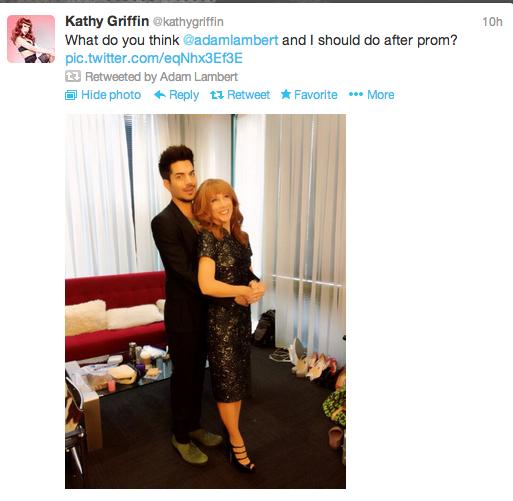 KathyGriffithTweet