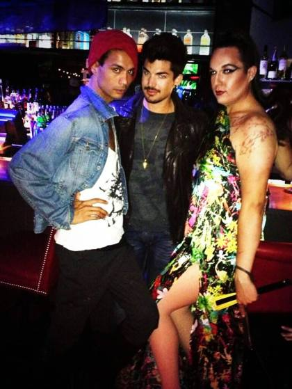 @LexiLevinthal: I love me some @sutanamrull and @adamlambert dying for the stash babe xoxo