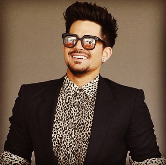 @adamlambert: Just posted a photo http://instagram.com/p/cW8xvKuNCh/