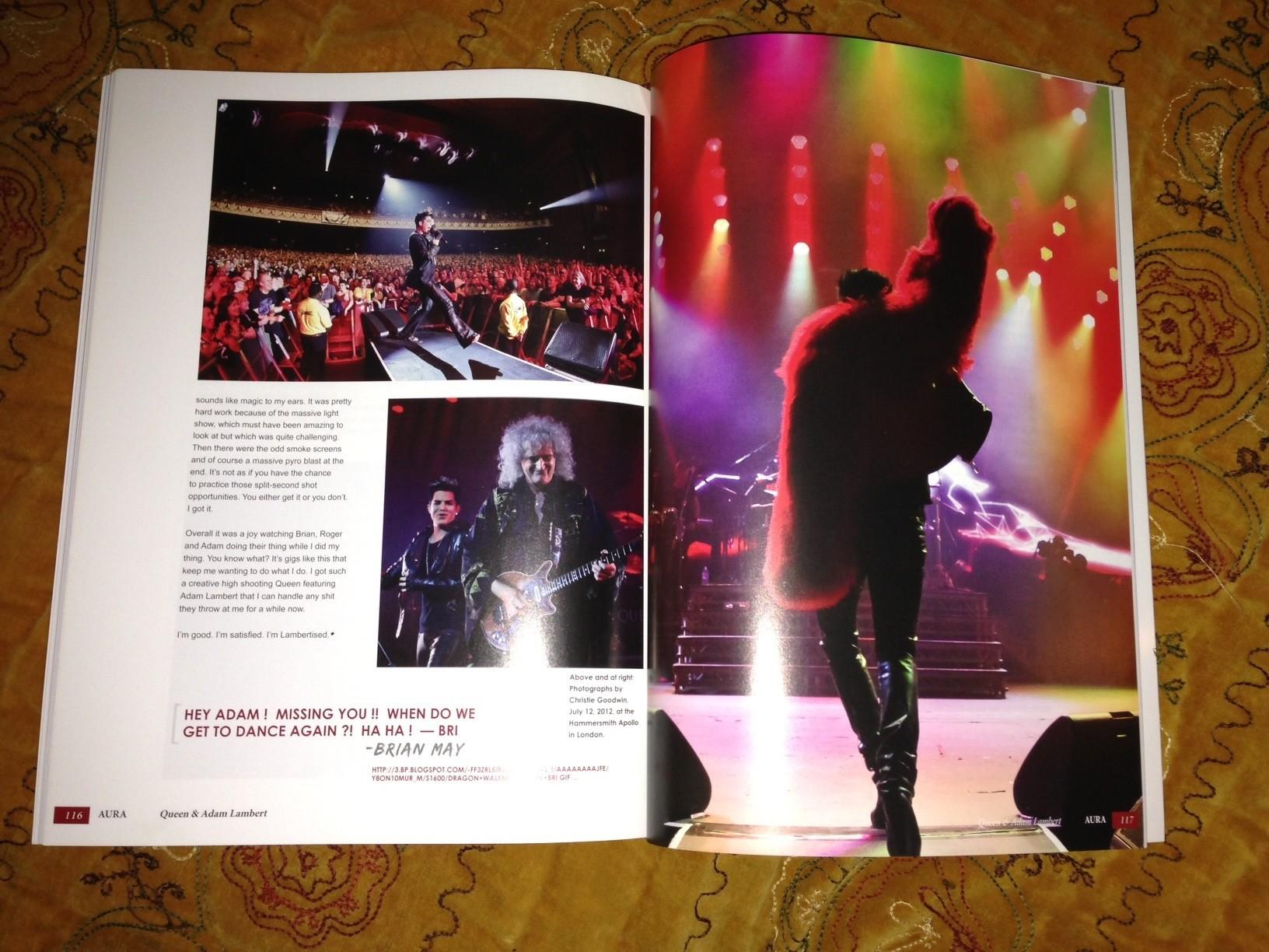 Queen Adam Lambert Posters Images