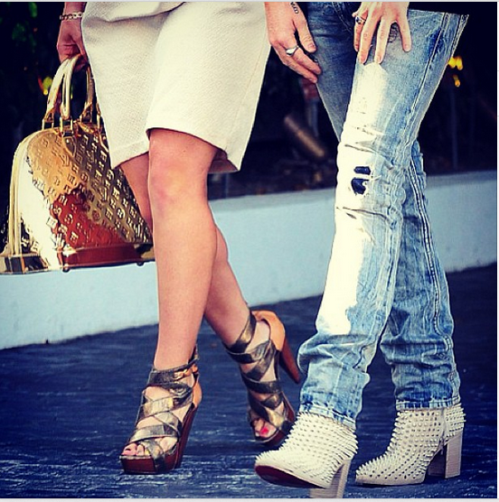 @adamlambert: Good shoes happen to good people. daniellestori http://instagram.com/p/cW-wjauNGx/
