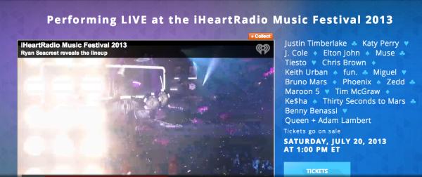 iHeartRadioScreenshot