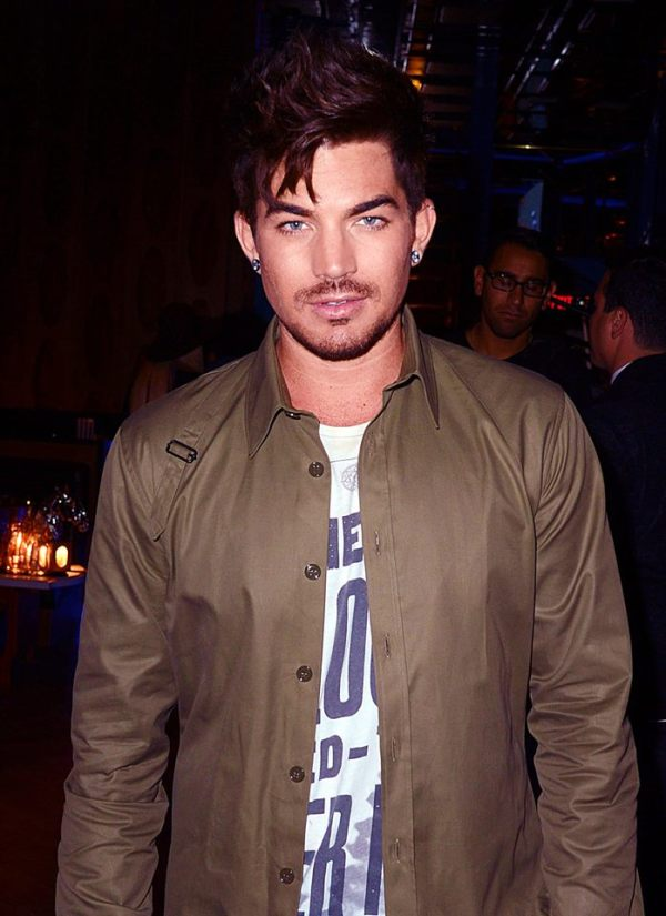 All Access Photo Agency: Adam Lambert attends Hooray Henry's Friends and Family Unveiling on August 7, 2013, Los Angeles, California USA. Photo Credit Brian Lindensmith.