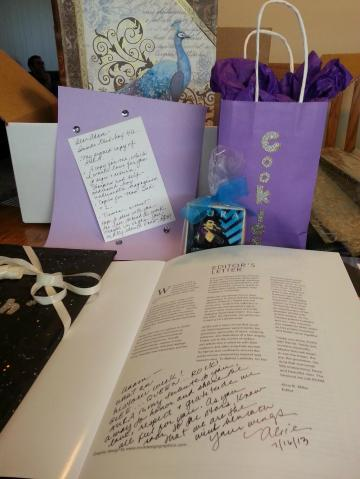 @plumcomm: Here's still life of AURA giftbox I sent to Adam care of his manager. Cookies fr @bellesxxoo who named AURA! pic.twitter.com/5DjVwZXGNj