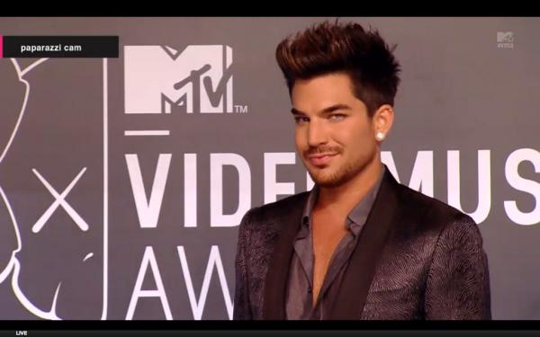 Via MTV Paparazzi Cam