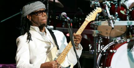 Nile Rodgers. (Peter Kramer/Getty Images)
