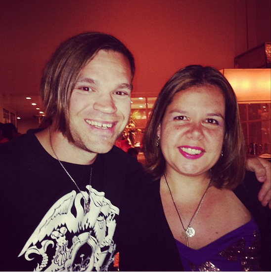 @LAMBERTLUST: Just met @adamgasmic omg!! http://instagram.com/p/egJ3qRnQhe/