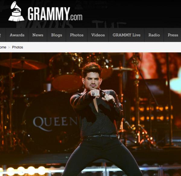 GrammyPage