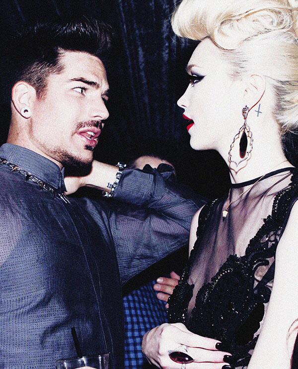 @ivylevan: Aquarian conversation w/ @adamlambert my moon brother <3 pic.twitter.com/AyLkZLRq5d