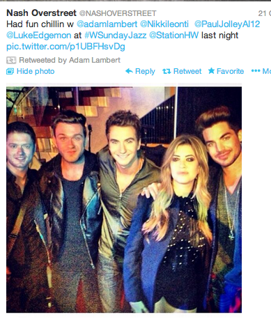 Daily Update – October 25, 2013 | On the Meaning of Adam Lambert