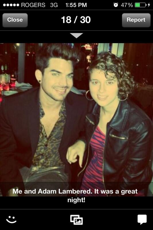 @iMenageTrois: MY FRIEND JUST SET ME THIS. I THINK ITS A NEW PICTURE OF ADAM pic.twitter.com/QXwmjdtWII