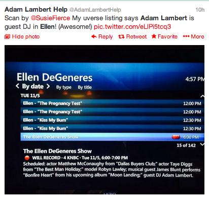 EllenShowScan