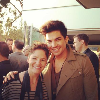 @djmomgenes: Photographing amazing @freedomtomarry event and the lovely Adam Lambert came to support! pic.twitter.com/Slrcal45X7