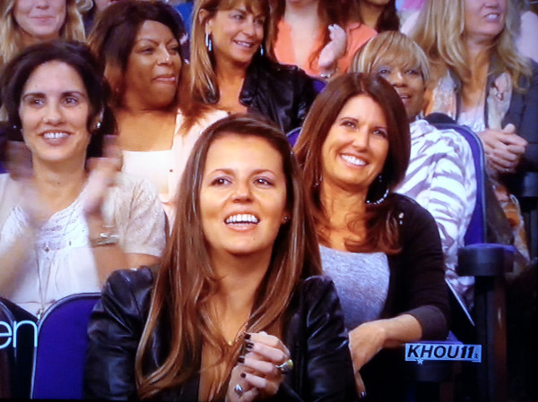 Just look at how proud & full of Love she is for #AdamOnEllen #mombert - - via @GeralynK