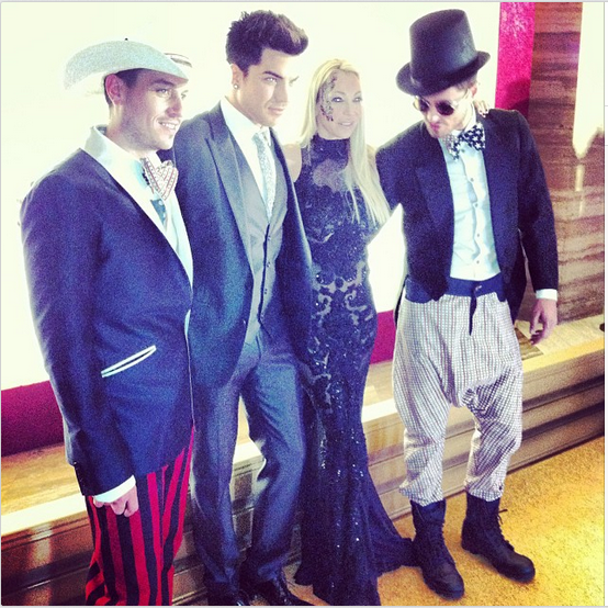 tarainkpr: I can't handle this amount of style. @travertains can, though.