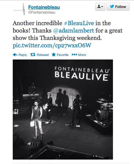 BleauLiveThanks