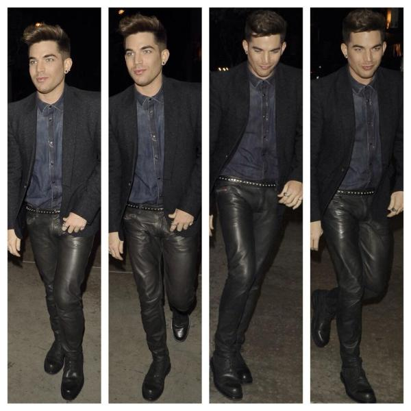 @LAMBERTLUST: Collage 1: Adam Lambert at Bootsy Bellows in West Hollywood (December 10)  http://instagram.com/p/hynCcyHQlR/  pic.twitter.com/v9FuqVdecP
