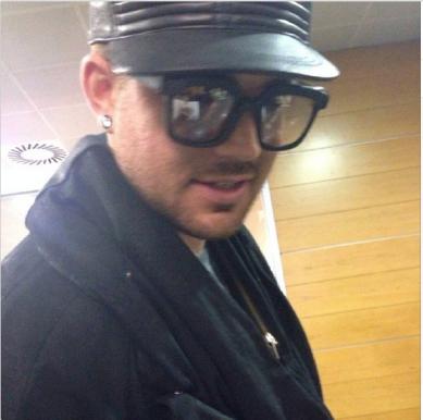 matildalambert: #adamlambert 13.12.17 Adam In Shanghai