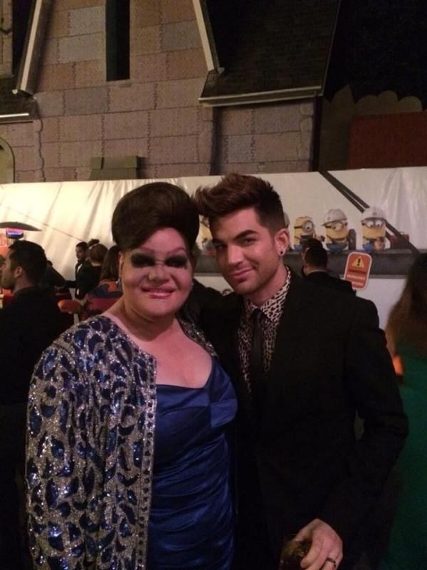 "@PorkChopLA: Myself and Adam Lambert at Wow Pa! #brimgbackporkchop pic.twitter.com/JhDv6oiPfF""""oops party"
