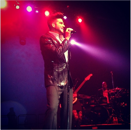 winstar_world: WinStar World Casino and Resort This crowd LOVES #AdamLambert! #NYE