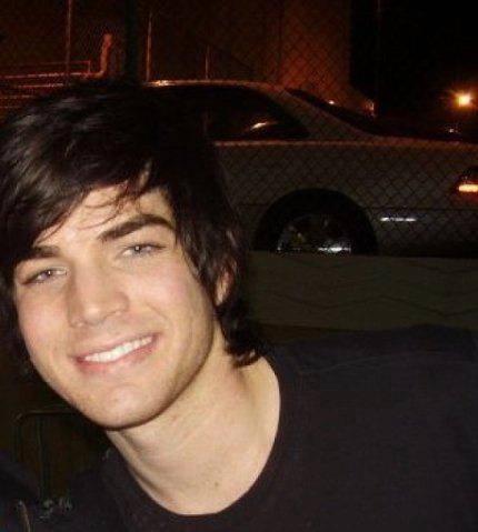 GlamBrats: Look at his BABY FACE!! Awww!