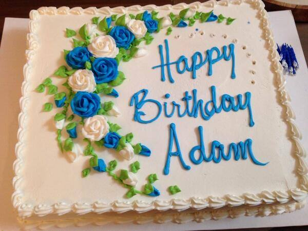 @IDOL_Insider : Thanks for spending your birthday with all of us at #idol today, @adamlambert! pic.twitter.com/FrcLsnVNlD Source Link ~ https://twitter.com/IDOL_Insider
