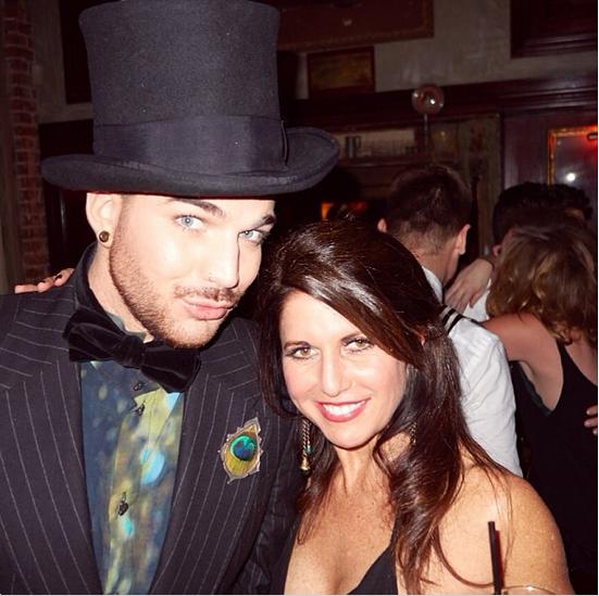 @adamlambert: Mother. http://instagram.com/p/j6K-w6uNOe/
