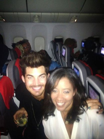 New-old photo of Adam on the LifeBall plane. Need photo credit.