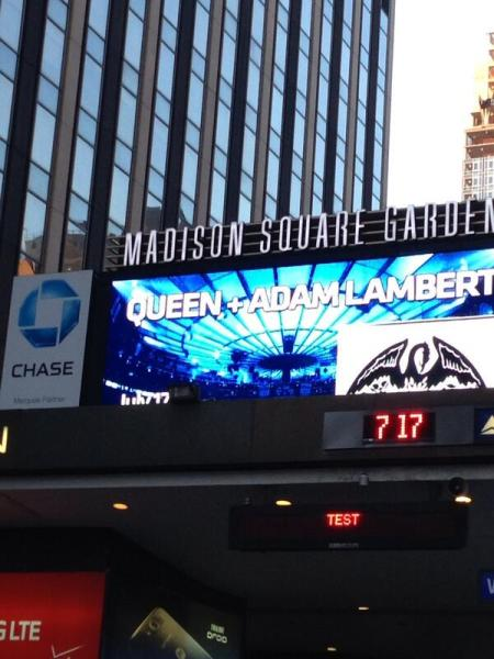 MSGMarquee