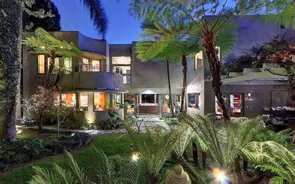 photo: house/residence of cool 7 million earning California-resident