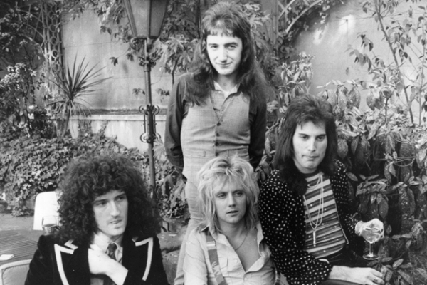 Queen, by Ian Tyas, Hulton Archive