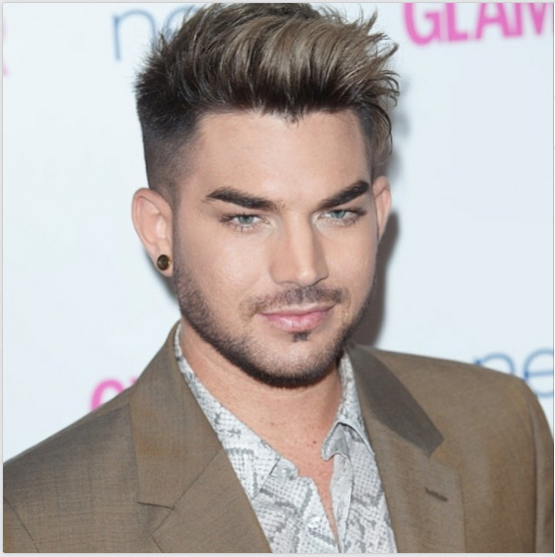 adamlambert: @GlamourMagUK Women of the Year Awards in London