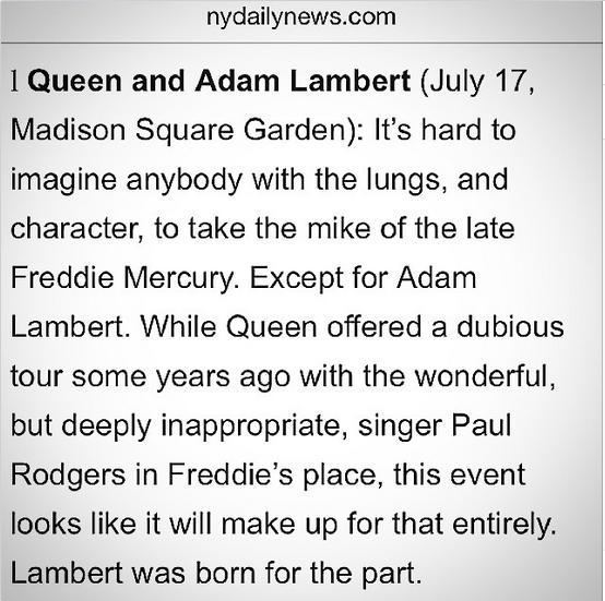 @adamlambert  · Why thank you http://nydailynews.com  ;) http://instagram.com/p/pkQ5h1ONEe/